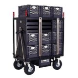 7-Crate Set Box Cart <br />SB-07
